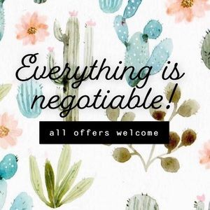 Other - Everything is Negotiable!